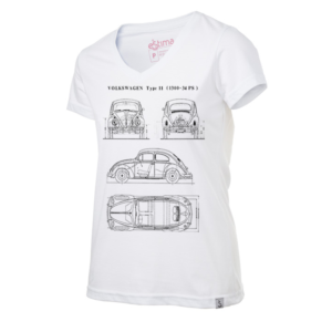 Camiseta Feminina Beattle