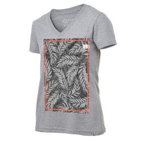 Camiseta Feminina Palm Leaves