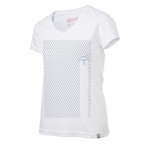 Camiseta Feminina Rain Umbrella
