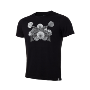 Camiseta Básica Gunsflowers