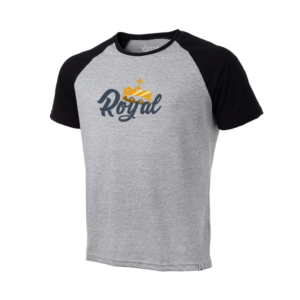 Camiseta Raglan Royal